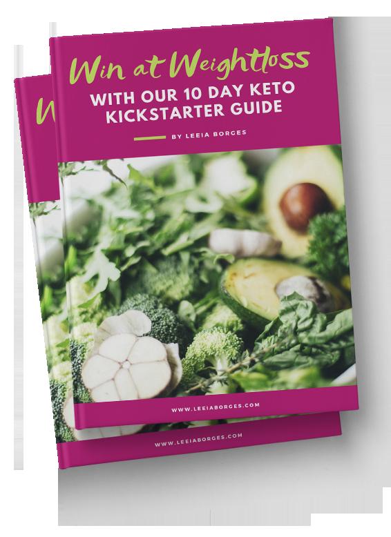 weightloss keto guide ebook